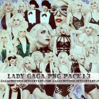 LADY GAGA PNG PACK 13 by gagauniverse
