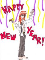 Happy New Year 2011 by SarahLaDuchesse