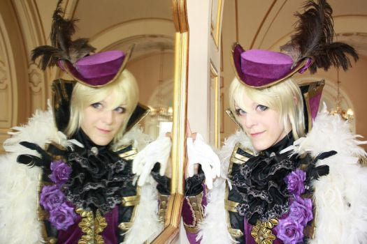 Black Butler: Decadence by Frostpfote