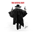 Quick Draw #34 - The Hateful Eight by Sheep-MooseArt