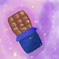 Day #10 - Favorite candy by cleverlittleunicorn