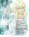 CharacterSheet: Enel Atlantis by Tacto