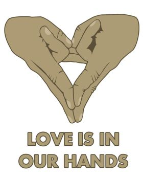 Love is in your hands by spenelo