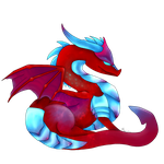 Dragon Mascot Entry by Mdragonflame