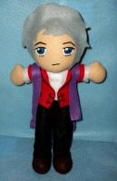 The Third Doctor by TashaAkaTachi