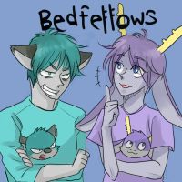 Bed fellows by NaOH-giveup