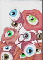 eye collection by kennethfouche