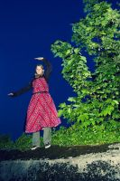Laurette in the forest 04 by Magical-Night