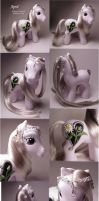 April birthflower pony by Woosie
