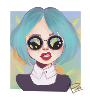 Glases by DLsketch