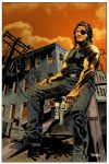 Escape From New York #2 Cover by urban-barbarian