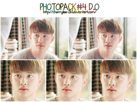 [SHARE] PHOTOPACK#4 D.O - 05 IMG by CherryLee-2k1
