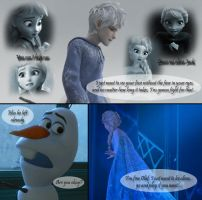 33 Wisdom Guardian [Jack Frost x Elsa] by angeltorchic