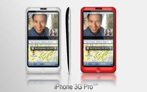 iPhone 3G Pro Air II by gfx4more