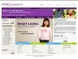 kids garments by xtreamgraphic