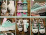 Repurpose Shoes Tutorial by Sparklegirlmagic