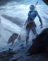White Walker by bzartt