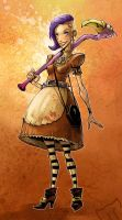 Alice in color by x-catman