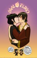 Mai Loves Zuko by heymatt