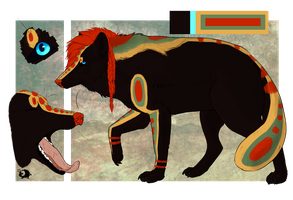 [OPEN] Tribal Adopt - Auction by nedyak