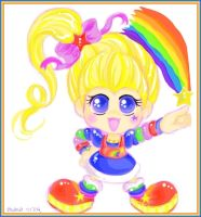 Rainbow Brite by Lillico