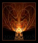 Tree of Fire by Goldey--Too