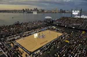 Carrier Classic Tip Off by jamezevanz