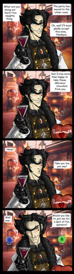 Have A Valentines, Reaver. by Celestialess