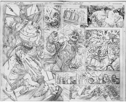 Greenlanterns#17 page#02-03 by pansica