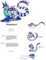 File 1- Mishipishew by Scatha-the-Worm
