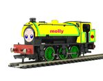 Molly The Yellow Tank Engine no.19 by grantgman