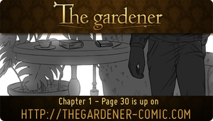 The gardener - CH01P30 by Marc-G