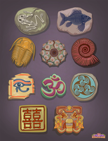 Fossils and Artifacts by Vermin-Star