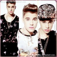 Photopack Justin Bieber by iSparksOfLies