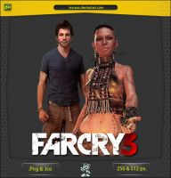 Far Cry 3 - ICON v2 by IvanCEs