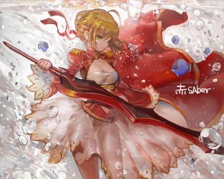 Nero Claudius by CanKing