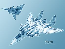 SXB-233 by TheXHS