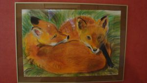 foxes by Eveliien