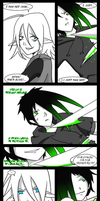 EFN: vs Kevin pg. 21-25 by kaitoiscool