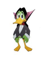 COUNT duckula to u bitch by felle2thou