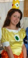 Me Cosplaying As Princess Daisy by Mew-Universe