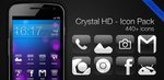Crystal HD - Icon Pack by chrisbanks2