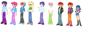 Equestria Boys Alt by NexusPieXIII