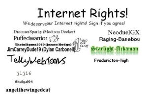 Our Internet Rights by Fredericton-high