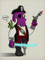 Captain Flintlox by payno0