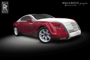 Rolls Royce Red2 by peregrhino