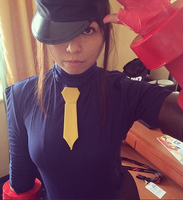 Street Fighter Alpha Juli cosplay by Lexy by LexLexy