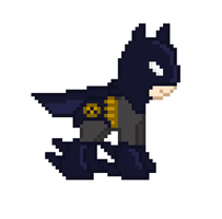 AT: Batpony by PRINCEOFDARKNESSCLAW