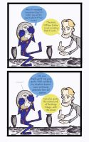 Prometheus comic 1 by puking-mama