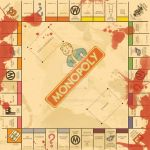 Fallout 3 Monopoly Board by swanboy